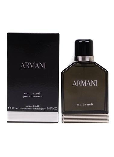 Giorgio Armani Eau de Nuit Edt 100ml Erkek Parfüm Renksiz